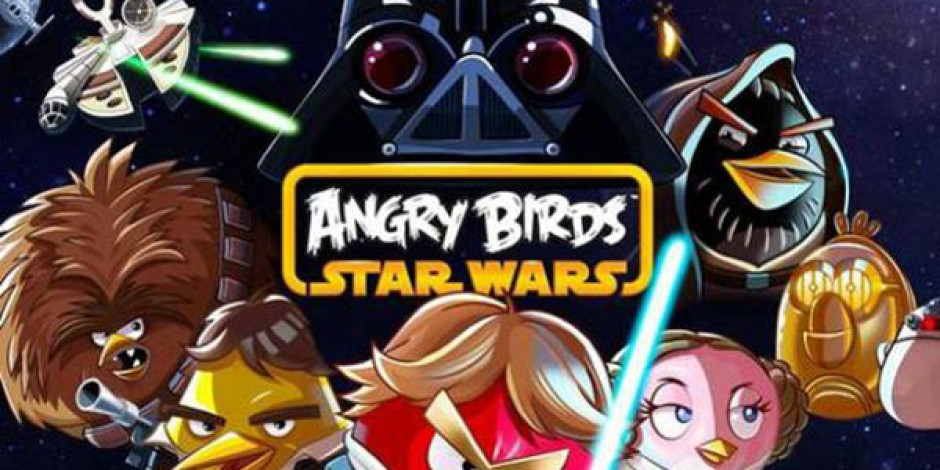 Star Wars Temalı Angry Birds 8 Kasım'da Çıkıyor