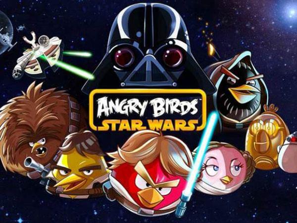 Angry Birds Star Wars 8 Kasım'da Çıkıyor