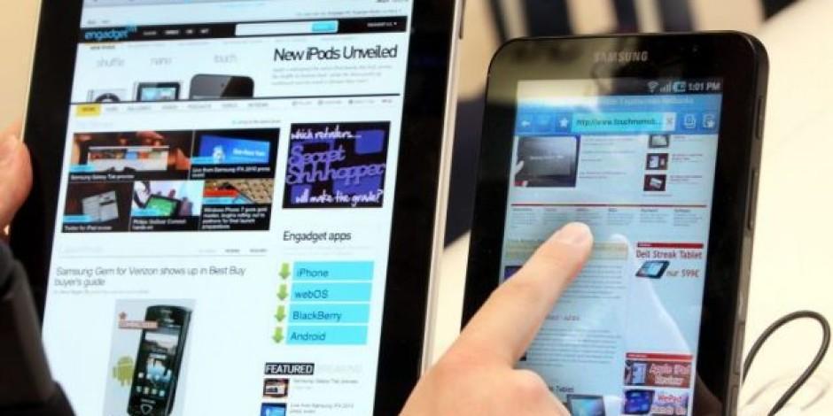 Samsung Artık Apple'a Ekran Satmayacak