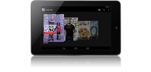 Yeni Nexus 7'nin Satış Fiyatı Belli Oldu