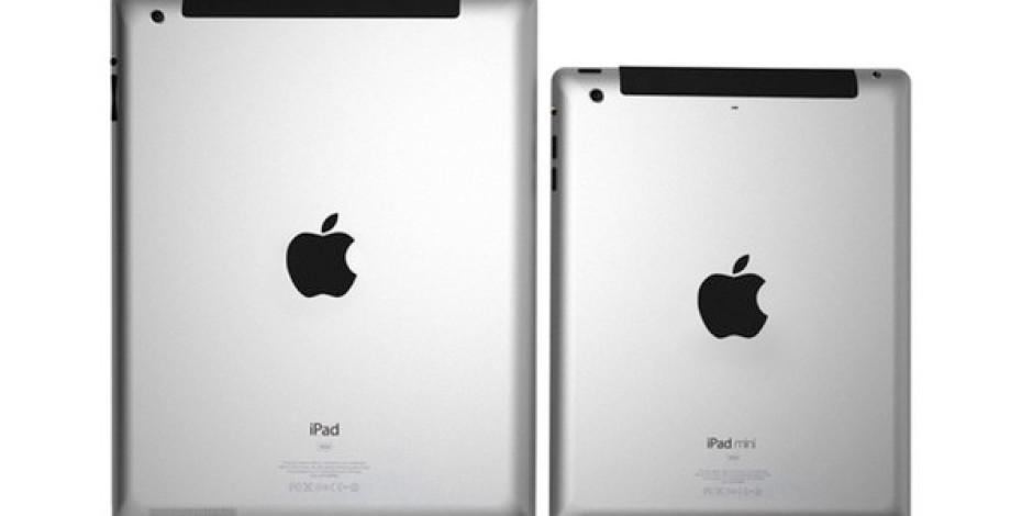 Üretimine Başlanan iPad Mini Retinasız Geliyor