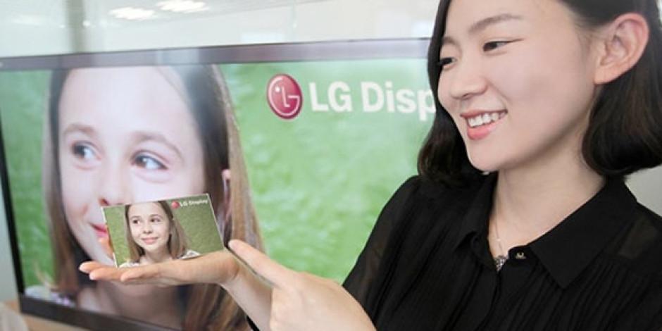 Samsung ve LG'nin 1080p Akıllı Telefonları 2013'ün İlk Yarısında Geliyor