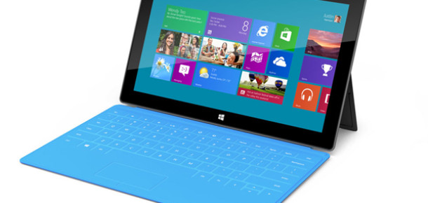 iPad'in Rakibi Microsoft Surface, 26 Ekim'de Sahaya İniyor