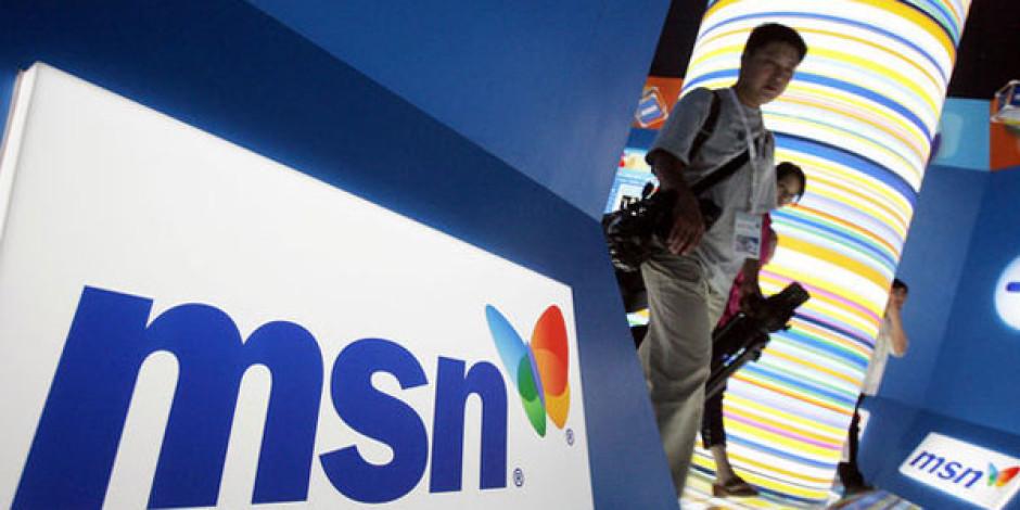 NBC ile Yollarını Ayıran Microsoft Yeni MSN'i 26 Ekim'de Açıyor