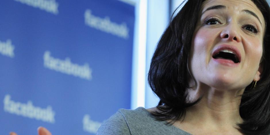 Facebook'un Geleceğini Sheryl Sandberg'den Dinleyin