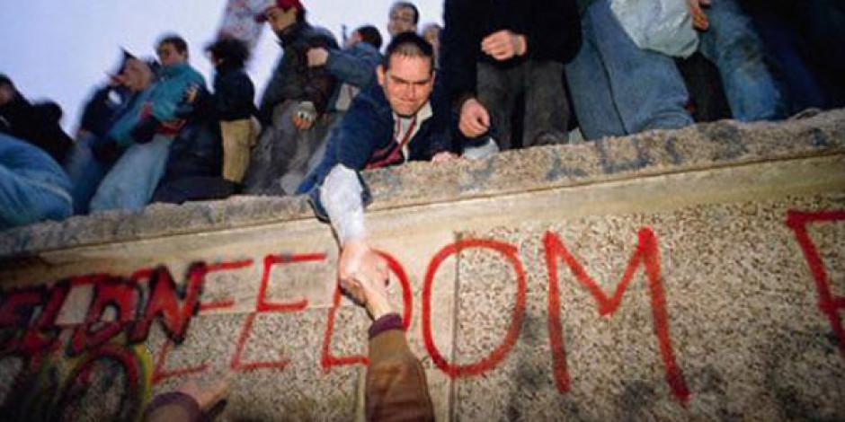 Berlin Duvarı'nın Yıkılışına Google'ın Online Sergisi ile Tanık Olun