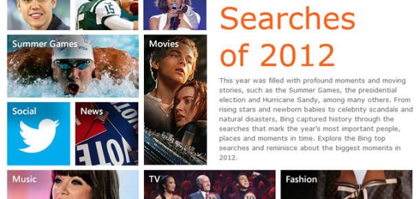 Bing'in Gözünden Yılın En Önemli Olayları