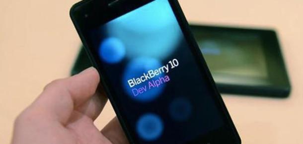 Blackberry 10, Ocak Ayında Geliyor