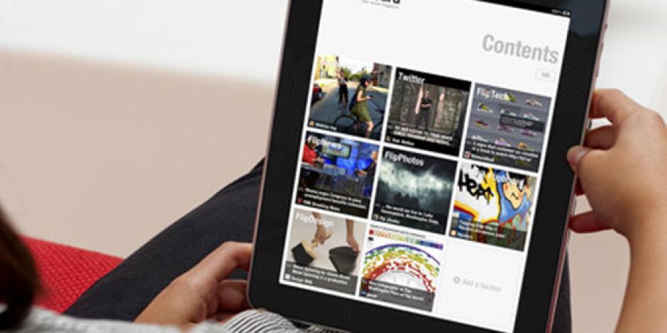 Flipboard ve Apple Kitap Satışında Güçlerini Birleştirdi