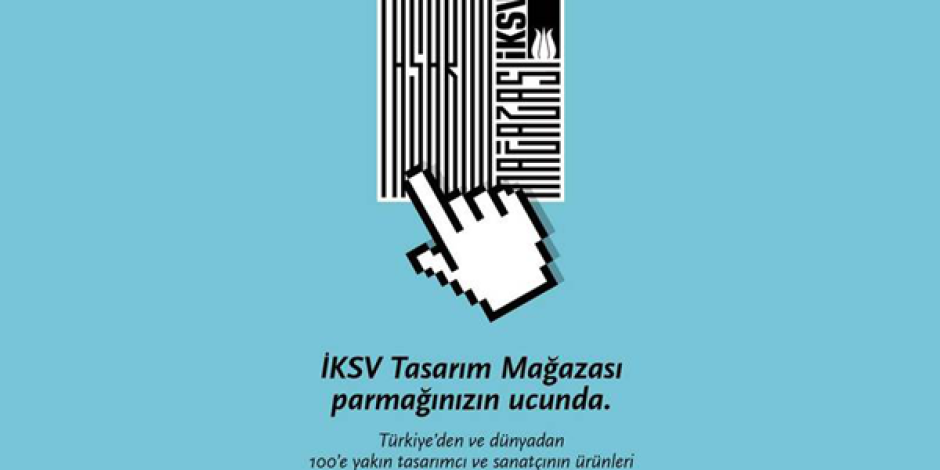 İKSV Tasarım Mağazası Online Satışa Başladı