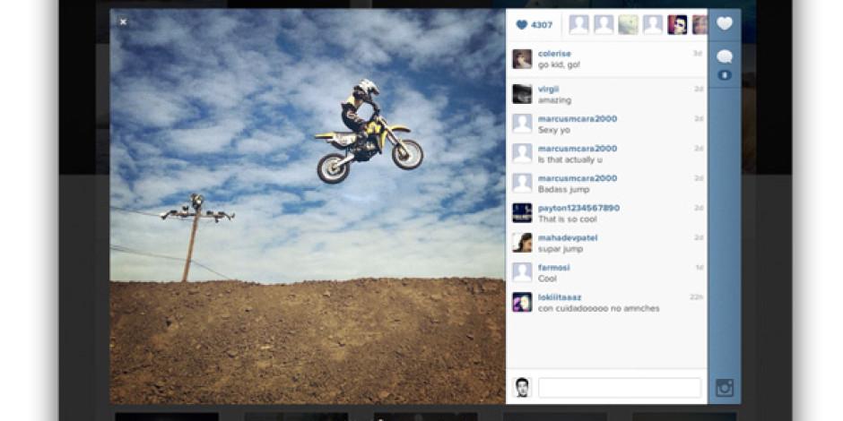 Instagram Mobilden Sonra Şimdi de Web'de
