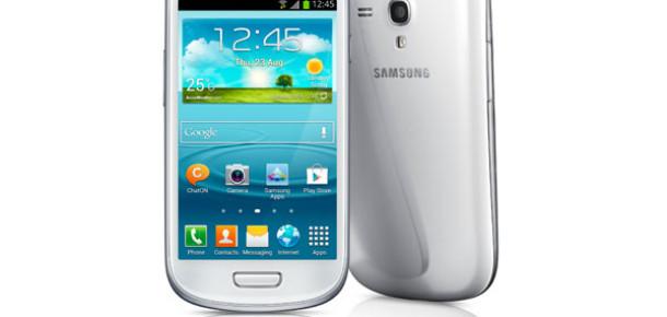 Samsung Galaxy S III Mini Türkiye'de Satılmaya Başlandı