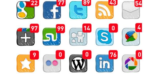 En Popüler 20 Sosyal Ağ [İnfografik]