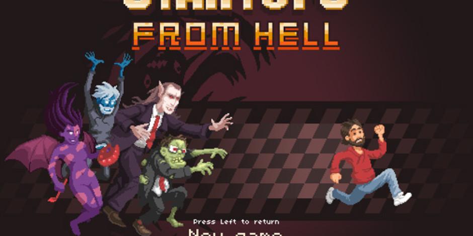 Girişimcilerin Hayatını Konu Alan Eğlenceli Platform Oyunu: Startups from Hell