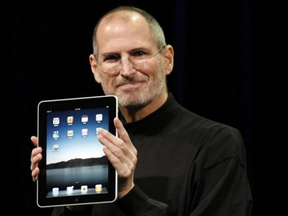 Apple iPad'in Tasarımının Patentini Aldı