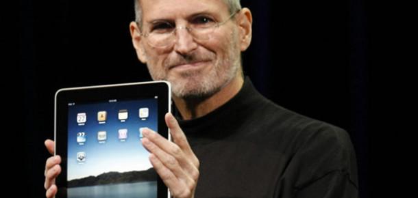 Apple iPad Tasarımının Patentini Aldı