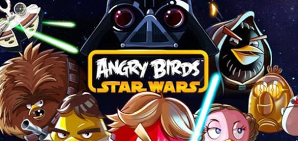 Angry Birds'ün Star Wars Macerası Başladı