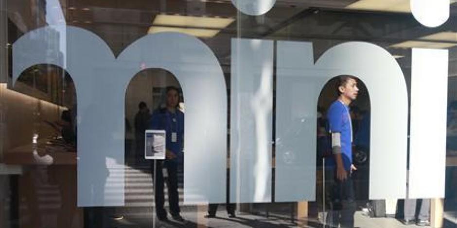 iPad Mini İçin Apple Mağazalarının Önünde 'Mini' Kuyruklar Oluştu