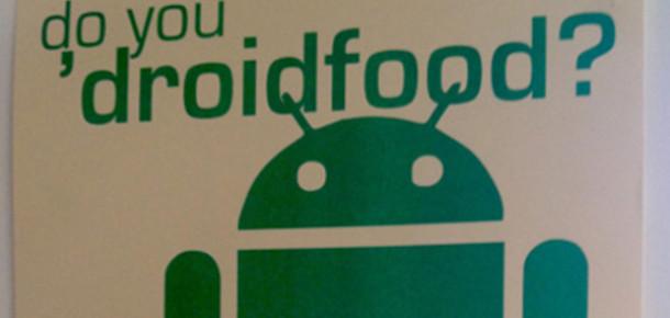 Facebook Çalışanlarına Android Propagandası Yapıyor