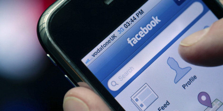 """Facebook """"Paylaş"""" Düğmesini Mobilde Test Ediyor"""