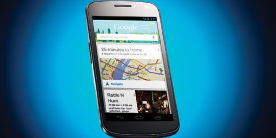 Google Now 2012 Yılının En İyi Yeniliği Seçildi