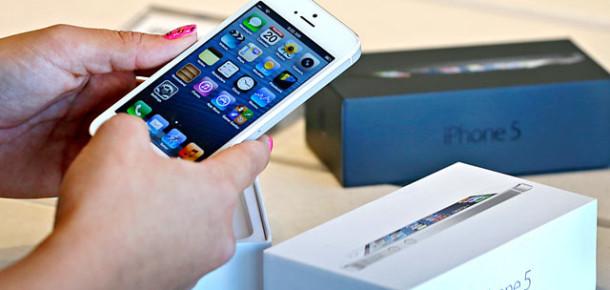 Apple iPhone 5S İçin Çalışmalara Başladı