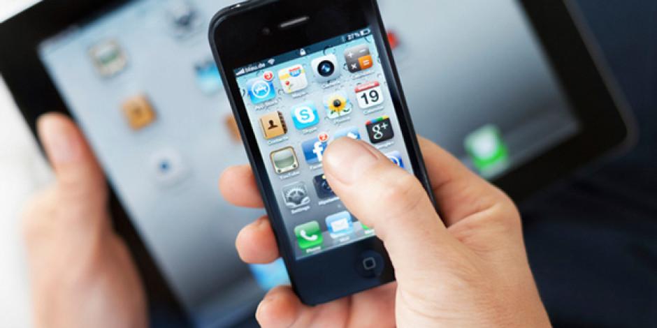 Avrupa'da Akıllı Telefon Kullanıcılarının %15.5'i Aynı Zamanda Bir Tablet Sahibi