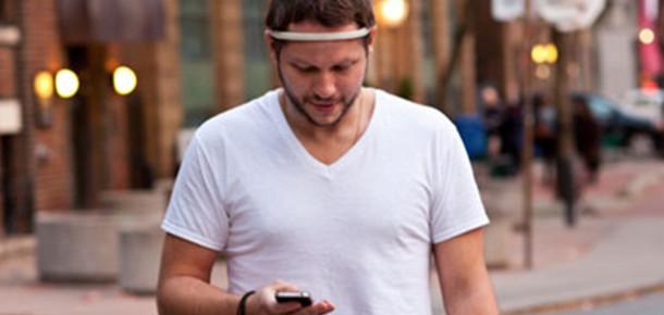 Beyin Dalgalarıyla Akıllı Telefon ve Tablet Kontrolü Sağlayan Kafa Bandı: Muse