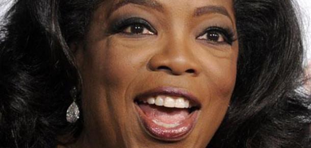 Oprah Winfrey'in Microsoft Surface Gafı