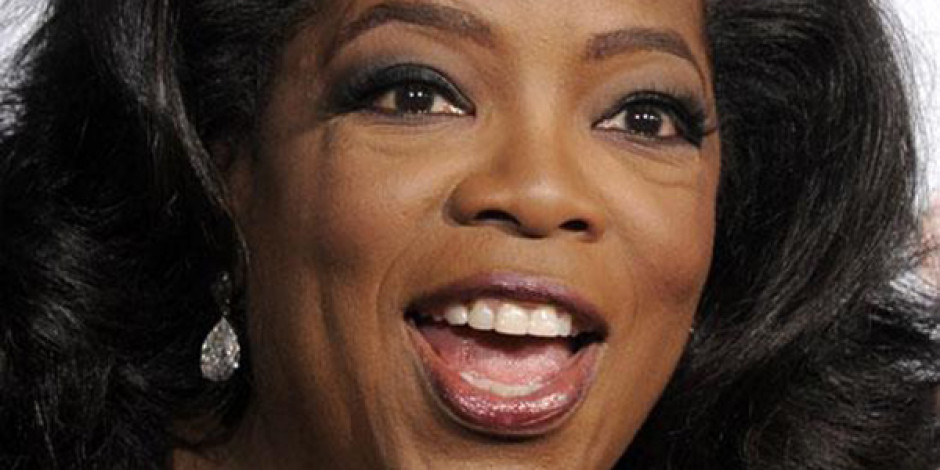 Oprah Winfrey'in Microsoft Surface Gafı