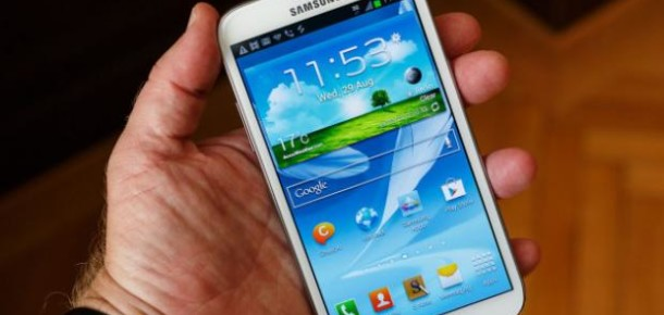 Galaxy Note II, İki Ayda 5 Milyon Sattı