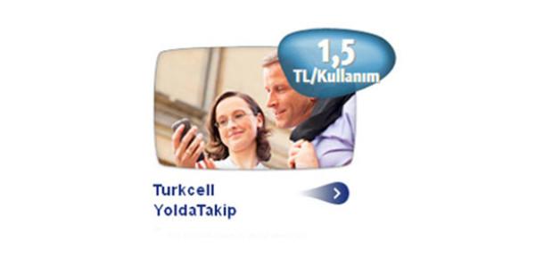 """Turkcell Tepki Alan """"Yolda Takip"""" Servisini Geri Çekti"""