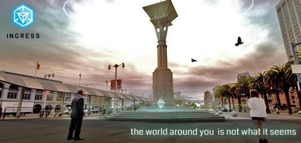 Google'dan Gerçek Hayatı da İçerisine Katan Mobil Oyun
