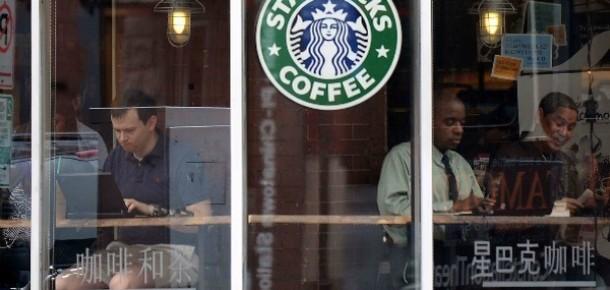 Starbucks 7000 Şubesinde Square ile Ödeme Kabul Etmeye Başladı