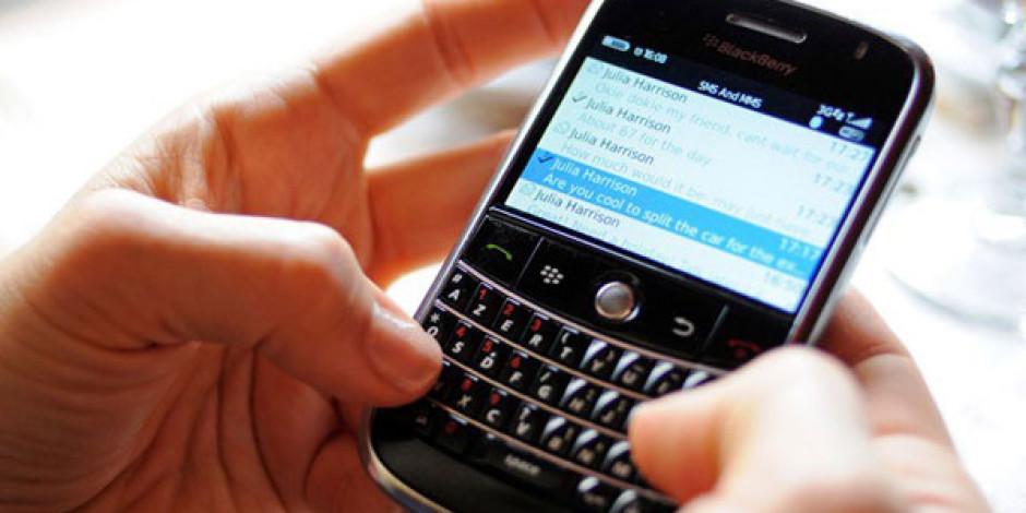 Blackberry Üç Ayda 1 Milyon Kullanıcı Kaybetti