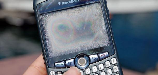 Blackberry Cephesinde Yeni Bir Şey Yok