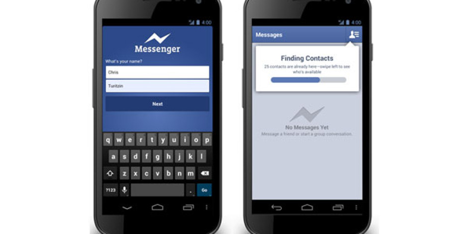 Facebook Messenger'a Whatsapp Benzeri Özellik Geliyor