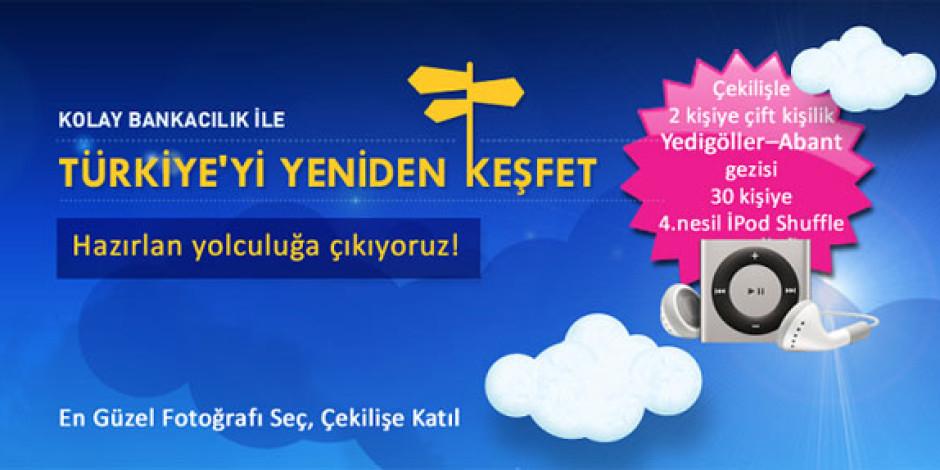 Finansbank'ın Facebook Uygulaması ile Türkiye'yi Yeniden Keşfet