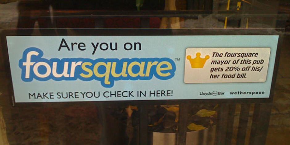 Foursquare Yeni Gizlilik Politikasını Duyurdu