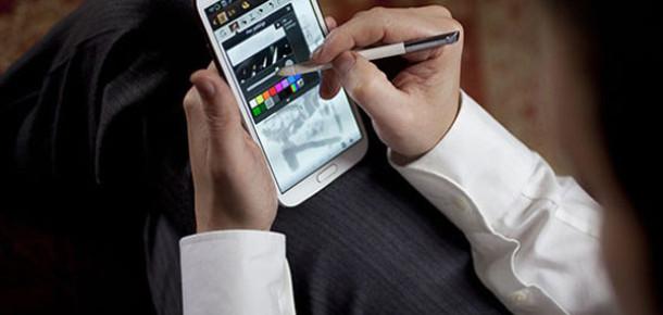 Galaxy Note III, 6.3 İnç Boyutunda Olacak
