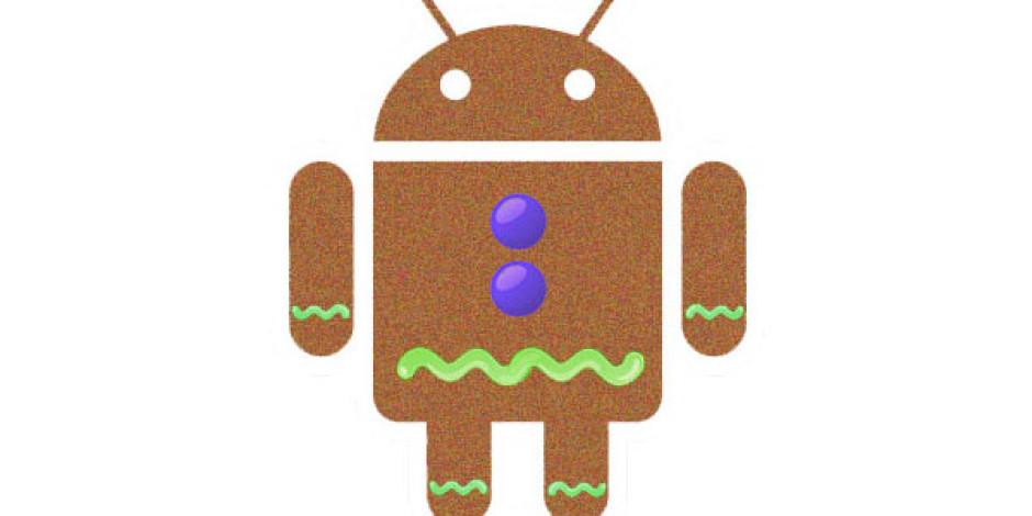 Android İşletim Sistemli Cihazların Yarısında Hala Gingerbread Yüklü