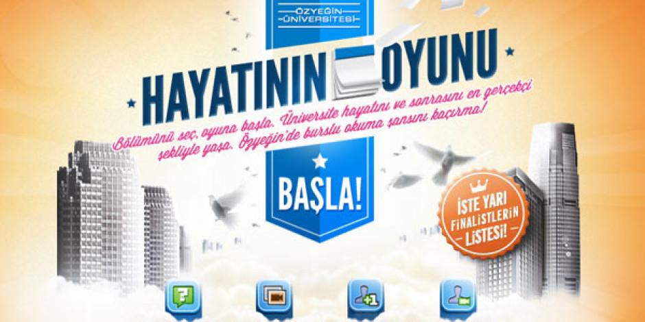 Özyeğin Üniversitesi'nin Sosyal Medya Projesine Avrupa'dan Ödül