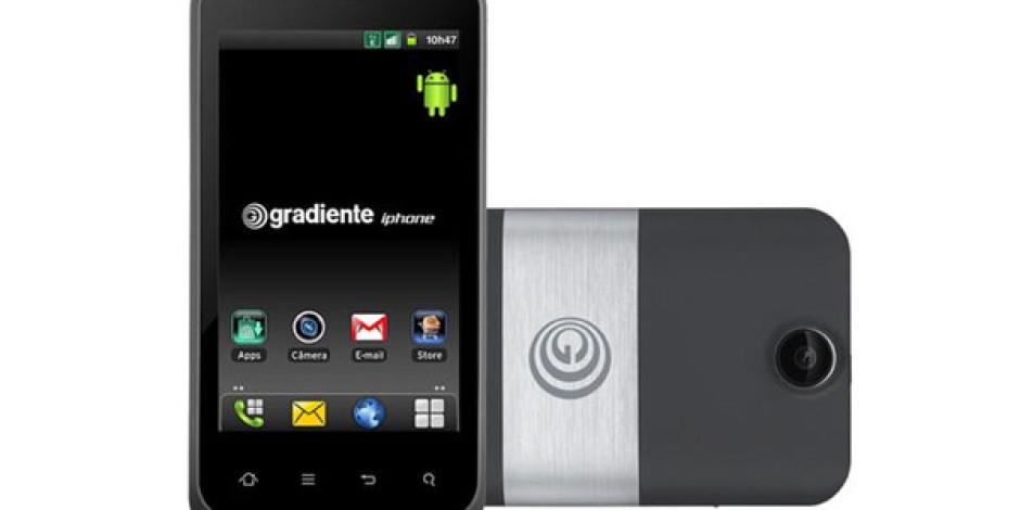 Brezilyalı Şirket Android İşletim Sistemli 'iPhone' Üretecek