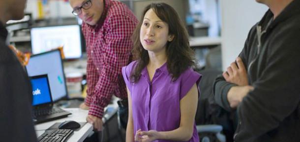 Facebook'un En Uzun Süreli Çalışanı Naomi Gleit ile Tanışın