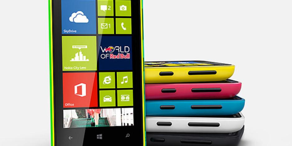 Nokia Serinin En Cazip Modeli Lumia 620'yi Tanıttı