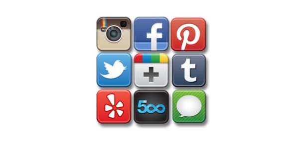 2012'de Sosyal Medyada Öne Çıkanlar [İnfografik]
