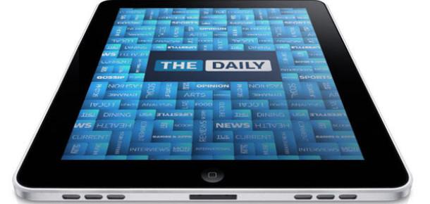 İlk iPad Gazetesi The Daily Kapanıyor