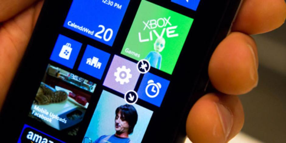 Windows Phone Ekim Ayından Beri 4.2 Milyon Sattı