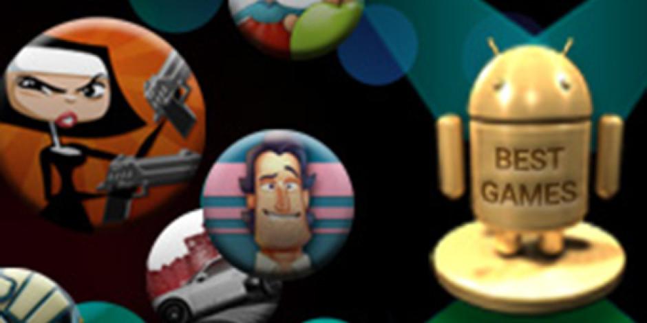 Google 2012'nin En İyi Android Oyunlarını Açıkladı
