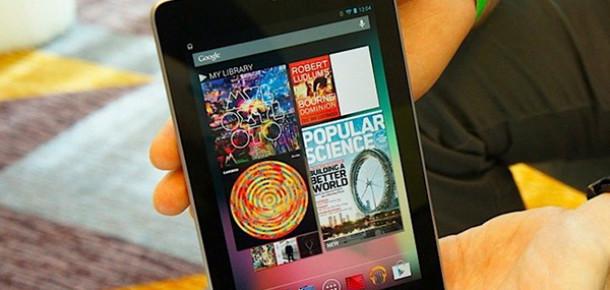 Google 99 Dolarlık Tablet Satacak